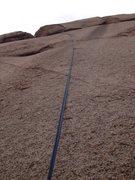Rock Climbing Photo: Upper Sea Serpent