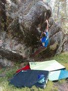 Rock Climbing Photo: The Assassin