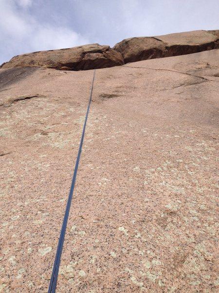Rock Climbing Photo: Trident