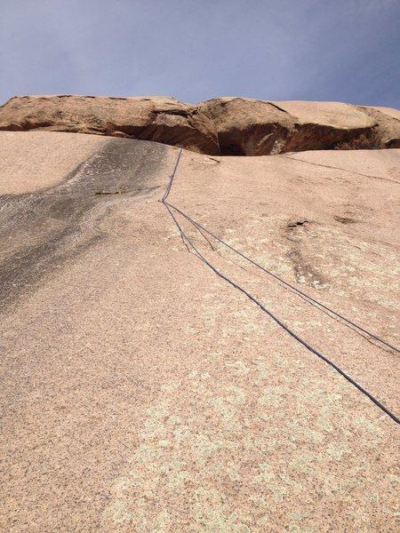 Rock Climbing Photo: Mermaid