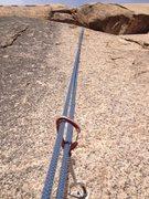 Rock Climbing Photo: Mermaid Crux