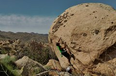 Rock Climbing Photo: Great holds are just one hard pull away. South Cot...