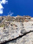 Rock Climbing Photo: We got knobs.