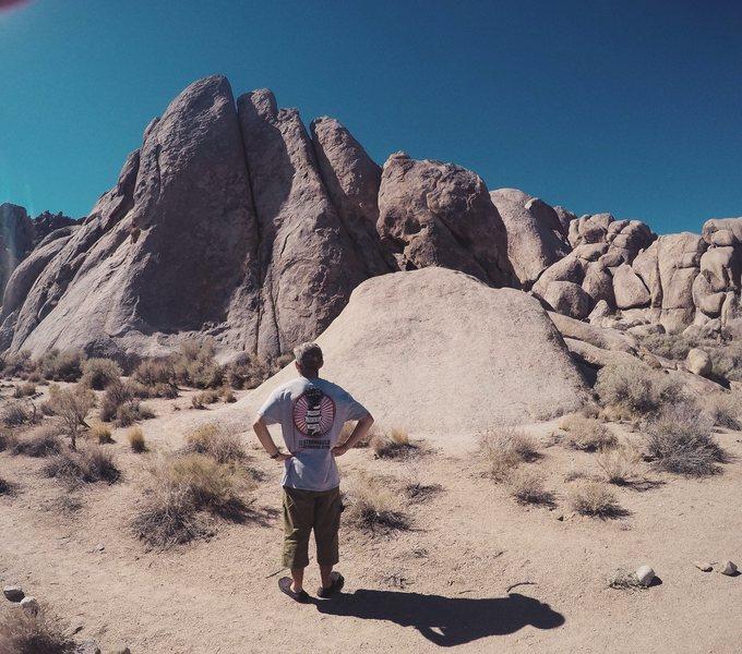 Rock Climbing Photo: Spur