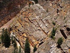 Rock Climbing Photo: The Chunder Dome.