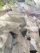 Rock Climbing Photo: Tarzan