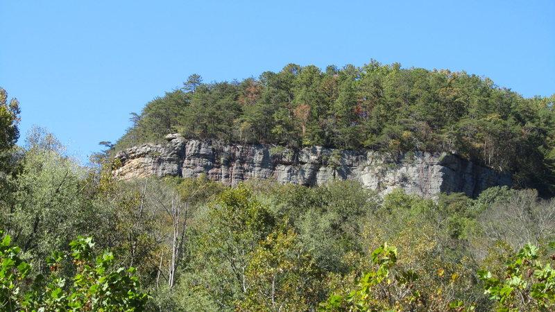 Rock Climbing Photo: Fall in southeastern Kentucky