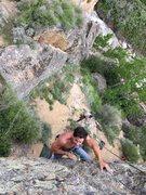 Rock Climbing Photo: Lamoille Canyon, NV