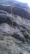 Rock Climbing Photo: Beast It.