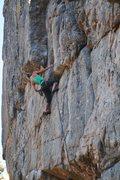 Rock Climbing Photo: bocan