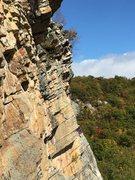 Rock Climbing Photo: Climbers on P3