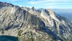 Rock Climbing Photo: The views