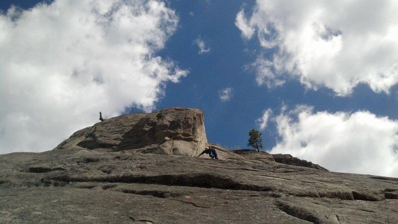 Rock Climbing Photo: Peshastin