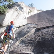 Rock Climbing Photo: The great Arch
