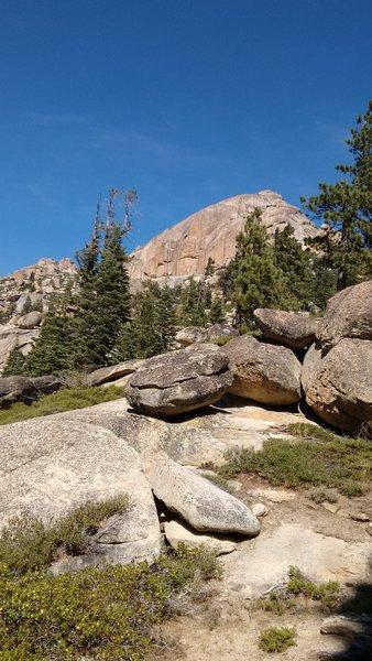 Crocodile Rock, Shuteye Ridge