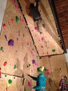 Rock Climbing Photo: Woody1