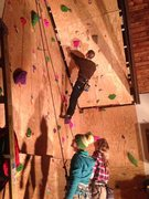 Rock Climbing Photo: Woody2