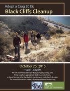 Rock Climbing Photo: BCA_2015_Adopt_a_Crag