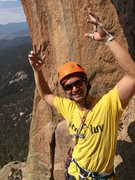 Rock Climbing Photo: cynical pinnacle