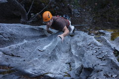 Rock Climbing Photo: Stevo