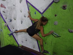 Rock Climbing Photo: La Otra Mitad, Boulder gym, Armenia, Colombia