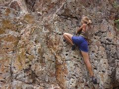 Rock Climbing Photo: Somoto Canyon, Nicaragua