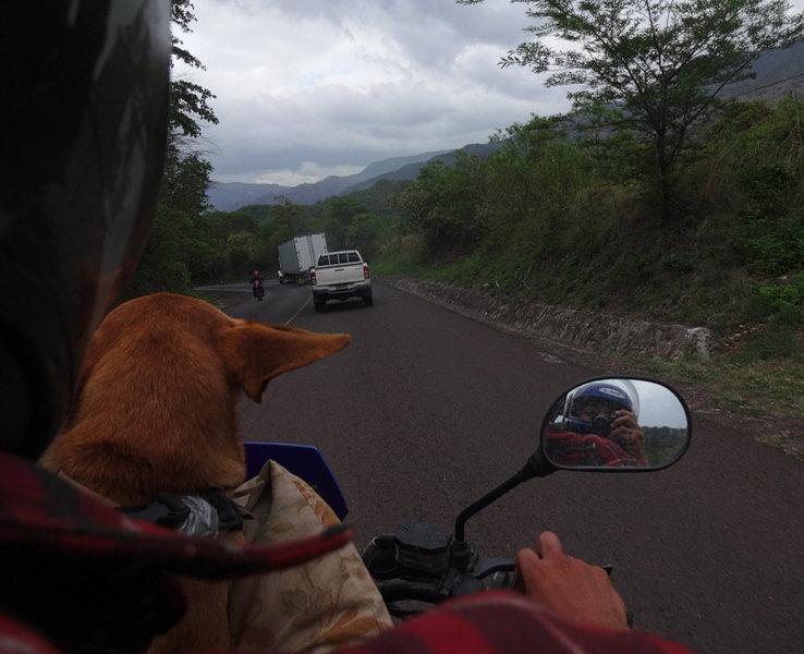 Rock Climbing Photo: Motorcycle  trip to Somoto Canyon, Nicaragua