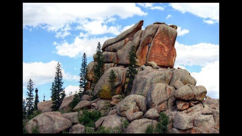 Rock Climbing Photo: The nautilus