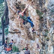 Rock Climbing Photo: The Pile