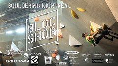 Rock Climbing Photo: Bloc Shop