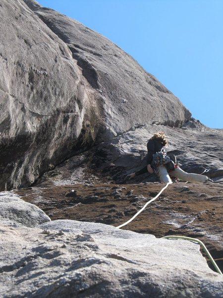 Rock Climbing Photo: P5