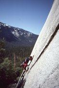 Rock Climbing Photo: Rock Neurotic - First