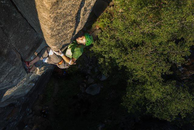 Rock Climbing Photo: Matt Van Biene photo