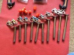 Rock Climbing Photo: Ice screws