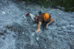Rock Climbing Photo: ceders dick2