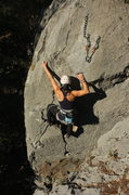 Rock Climbing Photo: baby got back