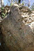 Rock Climbing Photo: here is the right side view where you will be clim...
