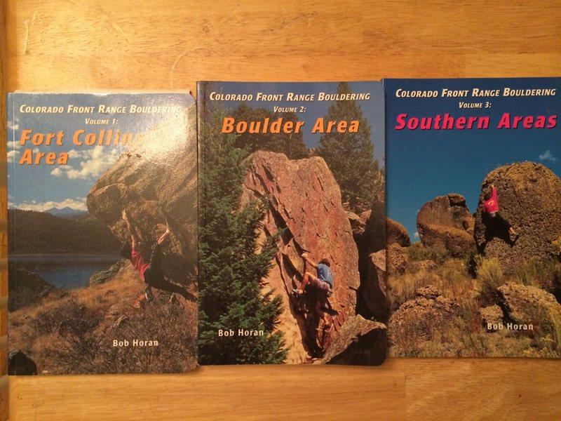 Boulder bouldering