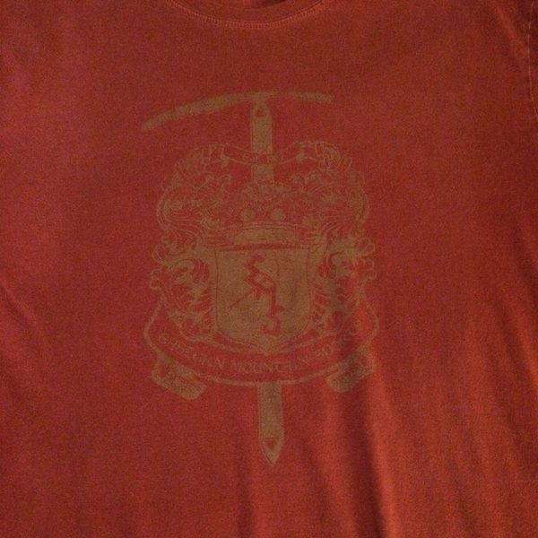 EMS ice axe shirt - Med