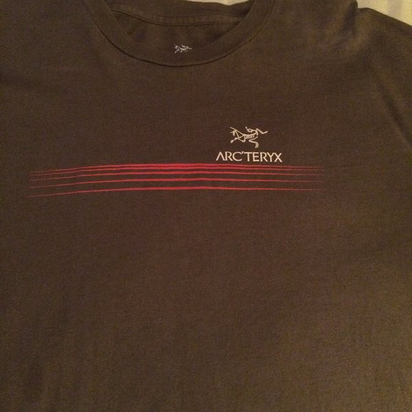 Arcteryx slim fit large