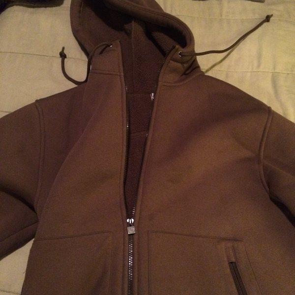 Burton Bomber fleece hoody