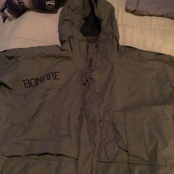 Bonfire boarding jacket