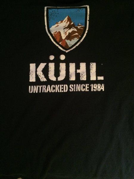 Kuhl dark blue L