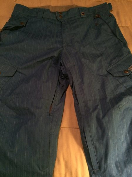 686 pants Large