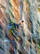 Rock Climbing Photo: TM goodness.  Photo credit: Sarah Stinchcomb.
