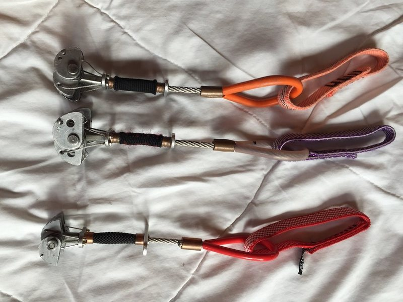 - 1 red Fixe Alien, brand new never used - $55<br> - 2 original CCH Aliens, lightly used, condition: good - $30 each