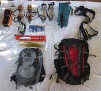 Rock Climbing Photo: more gear
