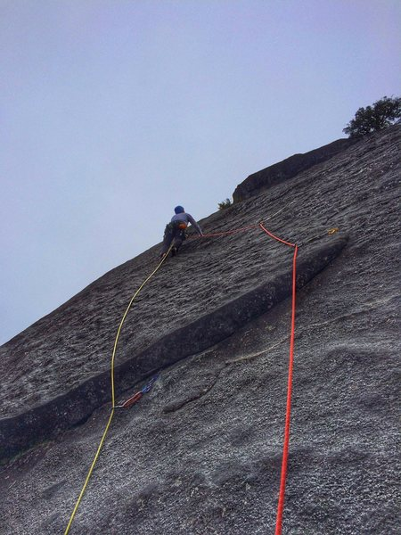The 5.9 start of pitch 3