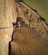 Rock Climbing Photo: el segundo