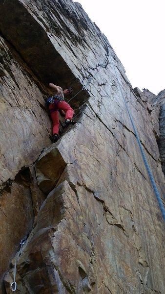 Rock Climbing Photo: TUG